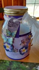 Childrens Home Jar